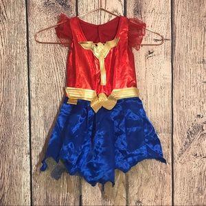 Girls Wonder Woman Costume Toddler 1-3